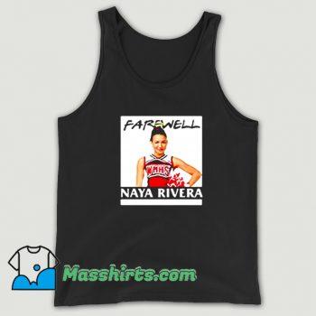 Farewell Naya Rivera Tank Top