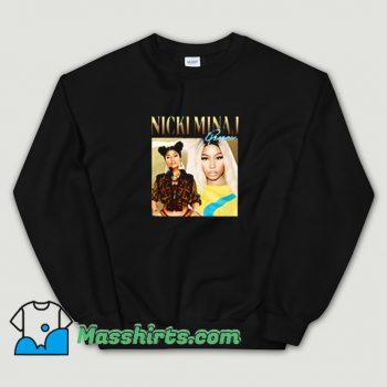 Funny Nicki Minaj American Singer Sweatshirt