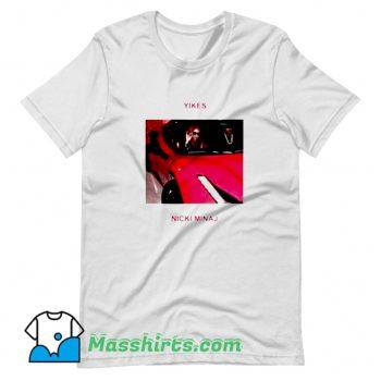 Funny Rap Nicki Minaj Yikes T Shirt Design