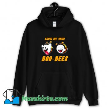 Funny Show Me Your Boo Bees Hoodie Streetwear