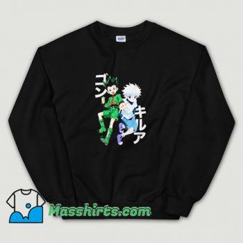 Hunter X Hunter Sweatshirt On Sale