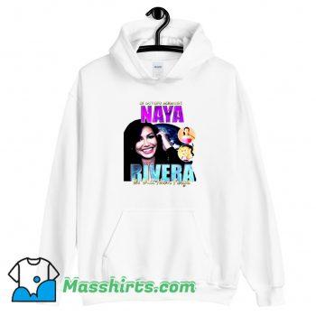 In Loving Memory Naya Rivera Hoodie Streetwear