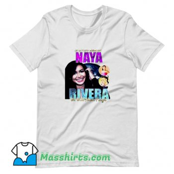 In Loving Memory Naya Rivera T Shirt Design