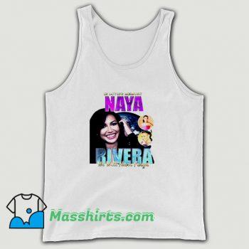 In Loving Memory Naya Rivera Tank Top