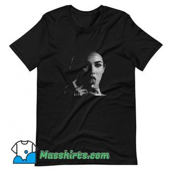 Megan Fox Horror Movies T Shirt Design