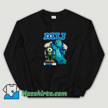 Mike And Sulley Monsters University Sweatshirt On Sale