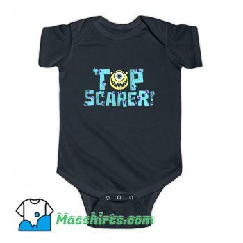 Mike Wazowski Top Scarer Classic Baby Onesie