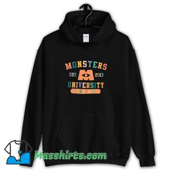 Monsters University Graduation Student Hoodie Streetwear