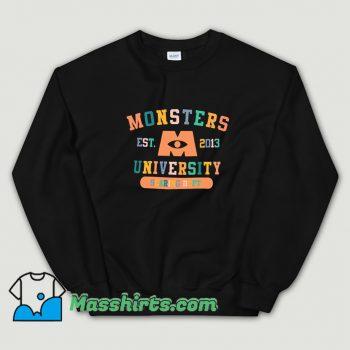 Monsters University Graduation Student Sweatshirt