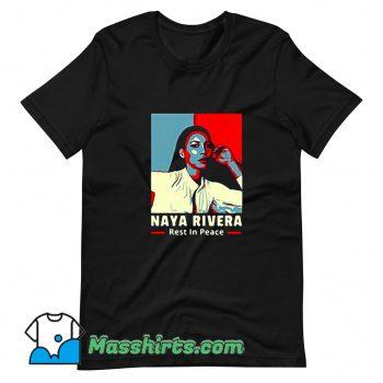 Naya Rivera Rest In Peace T Shirt Design
