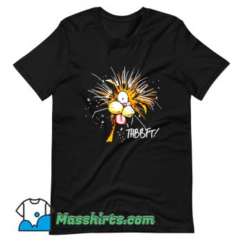 New Bill The Cat County Thbbft T Shirt Design