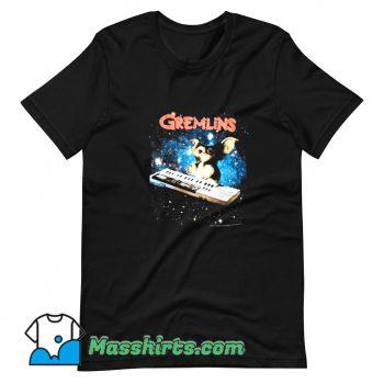 New Gremlins Gizmo Keyboard T Shirt Design