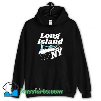 New Long Island Ny Hoodie Streetwear