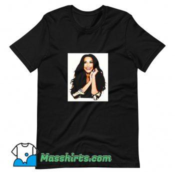 New Naya Rivera Photoshoot Art T Shirt Design