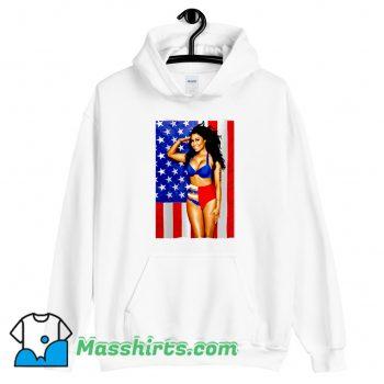 New Nicki Minaj Sexy Photos American USA Hoodie Streetwear
