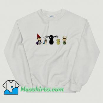 New Over The Garden Wall Character Sweatshirt