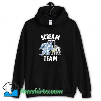 New Pixar Monsters University Scream Team Hoodie Streetwear