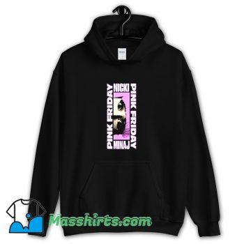 Nicki Minaj Pink Friday Anniversary Hoodie Streetwear