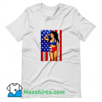 Nicki Minaj Sexy Photos American USA Funny T Shirt Design