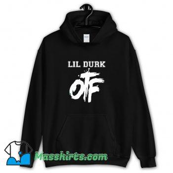 Original Lil Durk Otf Rapper Hoodie Streetwear