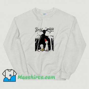 Original Luyi S Over The Garden Wall Sweatshirt
