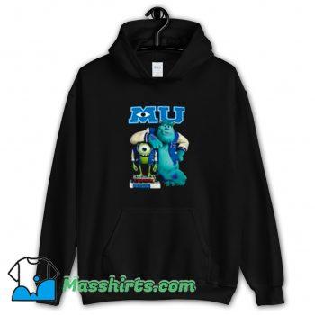 Original Mike And Sulley Monsters University Hoodie Streetwear