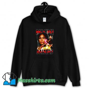 Original Nicki Minaj 90s Rap Hoodie Streetwear