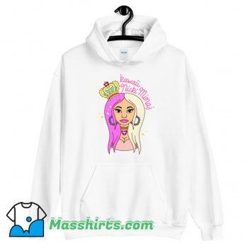 Original Queen Kawaii Nicki Minaj Hoodie Streetwear