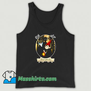 Over The Garden Wall Wirt Tank Top
