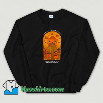 Pottsfield Pumpkin People Sweatshirt