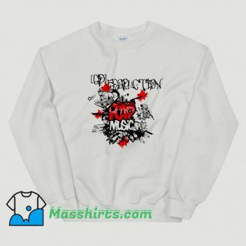 Rap Gangsta Hip Hop Music Sweatshirt On Sale