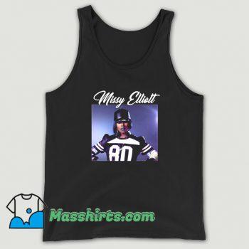 Rapper Missy Elliott Retro 90s Tank Top On Sale