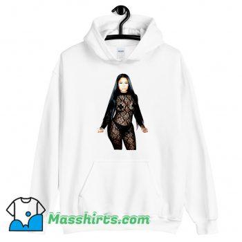 Rapper Nicki Minaj So Sexy Body Hoodie Streetwear