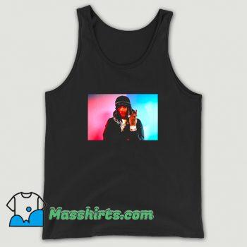 Rip Otf Lil Durk Chicago Rapper Funny Tank Top