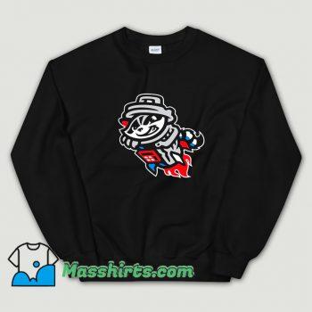 Rocket City Trash Pandas Funny Sweatshirt