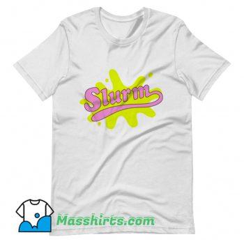 Slurm Futurama Lover T Shirt Design