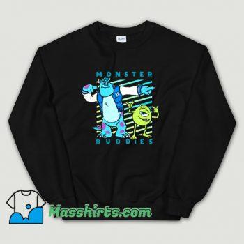 Sulley and Mike Wazowski Monster Buddies Sweatshirt