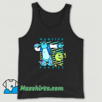 Sulley and Mike Wazowski Monster Buddies Tank Top