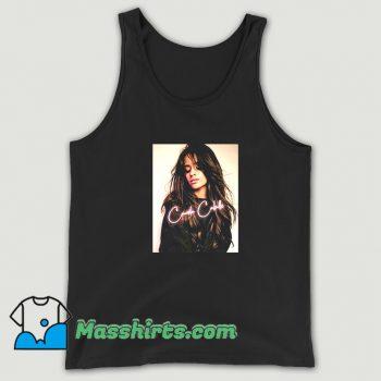 Vintage Camila Cabello Music Hip Hop Tank Top