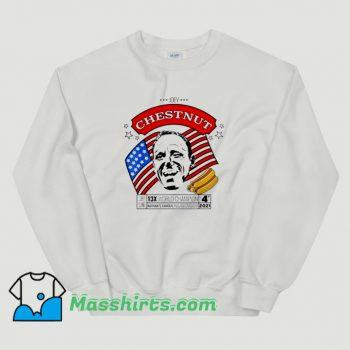 Vintage Joey Chestnut 4th Of July Sweatshirt