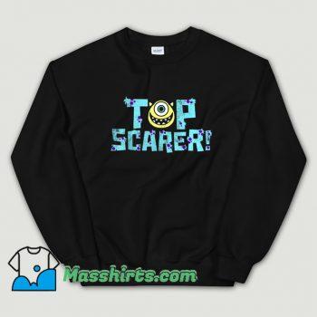Vintage Mike Wazowski Top Scarer Sweatshirt
