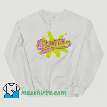 Vintage Slurm Futurama Lover Sweatshirt