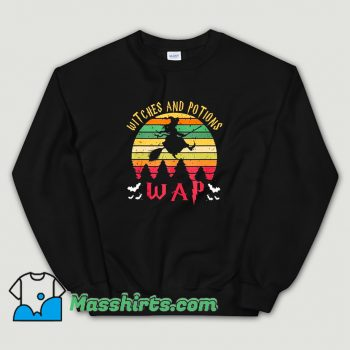 Wap Witches And Potions Sweatshirt On Sale