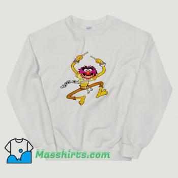 Animal Drummer The Muppets Show Sweatshirt