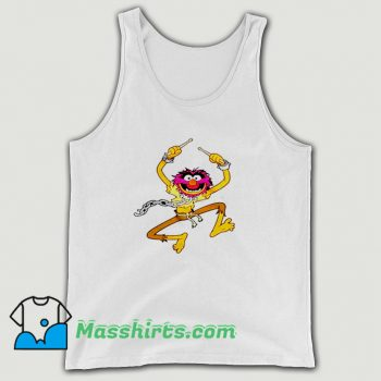 Animal Drummer The Muppets Show Tank Top On Sale