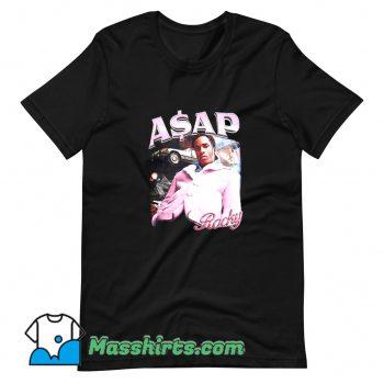 Asap Rocky Rap Hip Hop Funny T Shirt Design