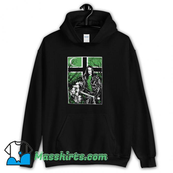 Awesome O Negative Rock Band Hoodie Streetwear