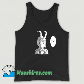 Awesome One Punch Variant Tank Top