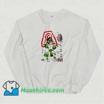 Awesome The Power Of The Earth Kingdom Sweatshirt