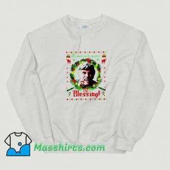 Awesome Uncle Lewis Christmas Fictional Character Sweatshirt